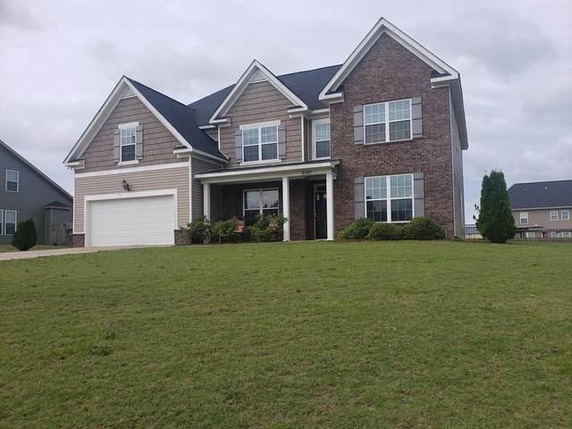 2160 Kaneck Way, Hephzibah, GA 30815 (MLS #472662) :: Rose Evans Real Estate