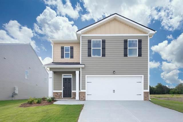 4015 Sorensten Drive, Aiken, SC 29803 (MLS #472672) :: Rose Evans Real Estate