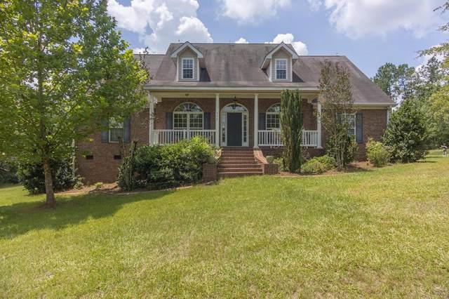 534 Anderson Pond Road, Aiken, SC 29803 (MLS #472675) :: The Starnes Group LLC