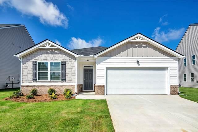 4047 Sorensten Drive, Aiken, SC 29803 (MLS #472683) :: Rose Evans Real Estate