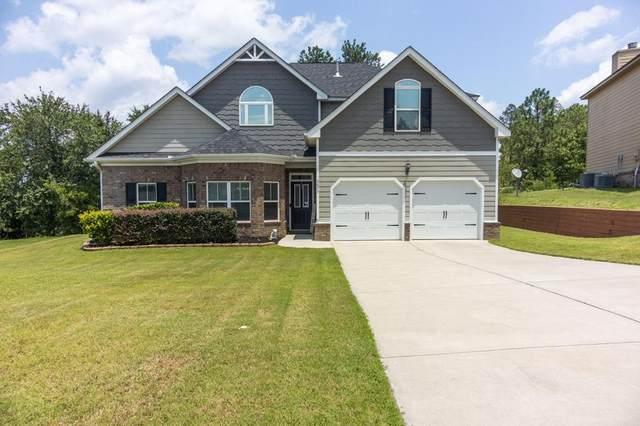 3677 Dwyer Lane, Aiken, SC 29801 (MLS #472717) :: RE/MAX River Realty
