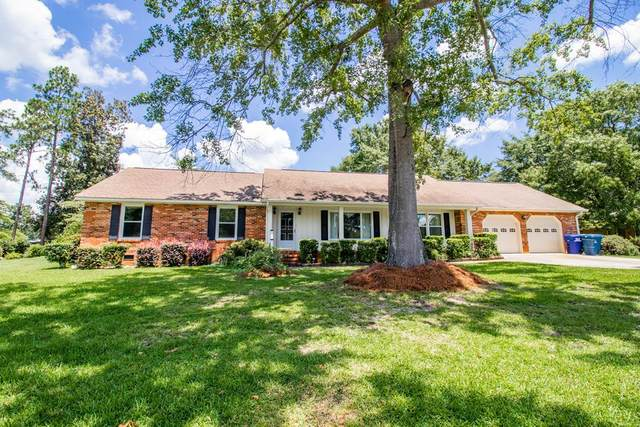 648 Whippoorwill Court, Aiken, SC 29803 (MLS #472745) :: Better Homes and Gardens Real Estate Executive Partners