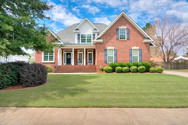 103 Hunting Tower Drive, Grovetown, GA 30813 (MLS #472751) :: Rose Evans Real Estate
