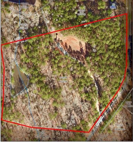 0 Kelli Drive, Appling, GA 30802 (MLS #472764) :: Rose Evans Real Estate