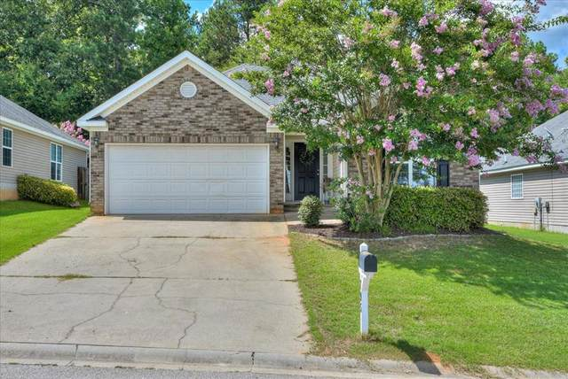 795 Michelle Court, Grovetown, GA 30813 (MLS #472775) :: Rose Evans Real Estate