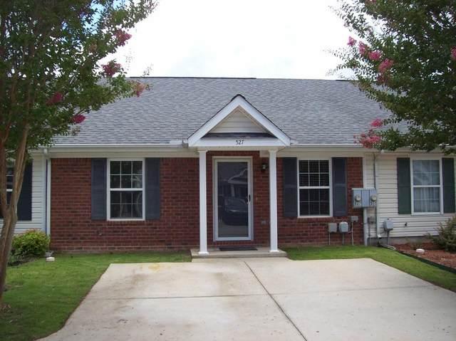 527 Edgecliff Lane, Evans, GA 30809 (MLS #472778) :: Rose Evans Real Estate