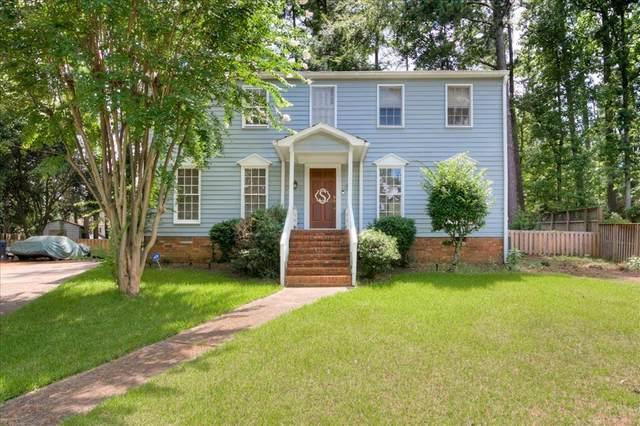 305 Scotts Way, Augusta, GA 30909 (MLS #472782) :: Young & Partners