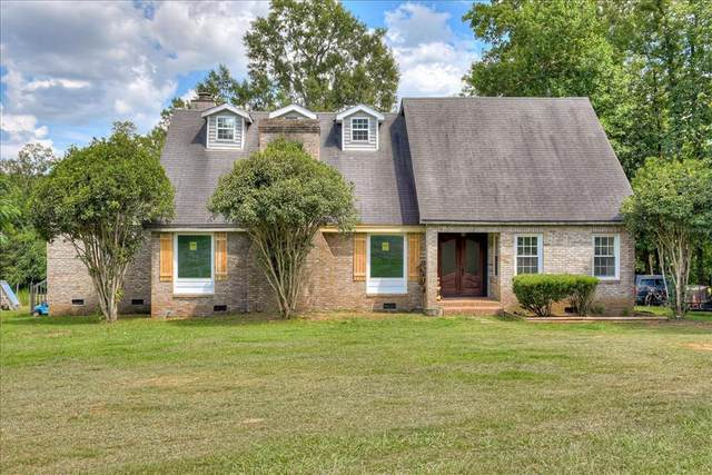 57 Van Road, North Augusta, SC 29860 (MLS #472791) :: Better Homes and Gardens Real Estate Executive Partners