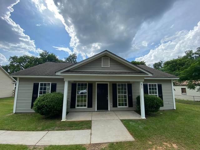 241 Charleston Street Se, Aiken, SC 29801 (MLS #472796) :: Rose Evans Real Estate