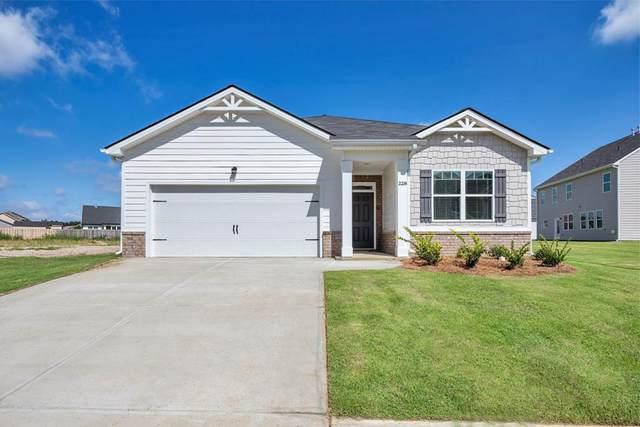 4019 Sorensten Drive, Aiken, SC 29803 (MLS #472799) :: Rose Evans Real Estate