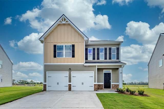 4041 Sorensten Drive, Aiken, SC 29803 (MLS #472800) :: Rose Evans Real Estate