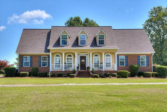 4814 Double Branches Road, Lincolnton, GA 30817 (MLS #472806) :: Better Homes and Gardens Real Estate Executive Partners
