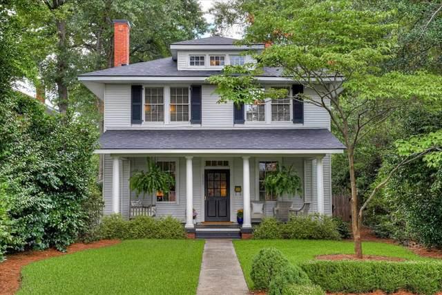 2505 Bellevue Avenue, Augusta, GA 30904 (MLS #472811) :: Rose Evans Real Estate