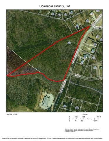 408 Newmantown Road, Grovetown, GA 30813 (MLS #472820) :: The Starnes Group LLC