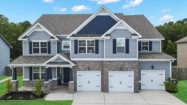 8662 Crenshaw Drive, Grovetown, GA 30813 (MLS #472831) :: RE/MAX River Realty
