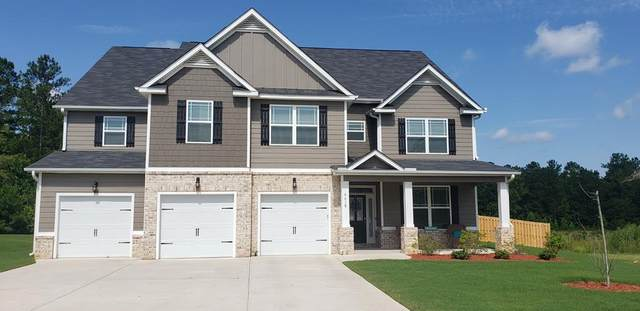 4618 Coldwater Street, Grovetown, GA 30813 (MLS #472844) :: Young & Partners