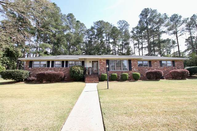 1901 Coulter Drive, North Augusta, SC 29841 (MLS #472846) :: The Starnes Group LLC