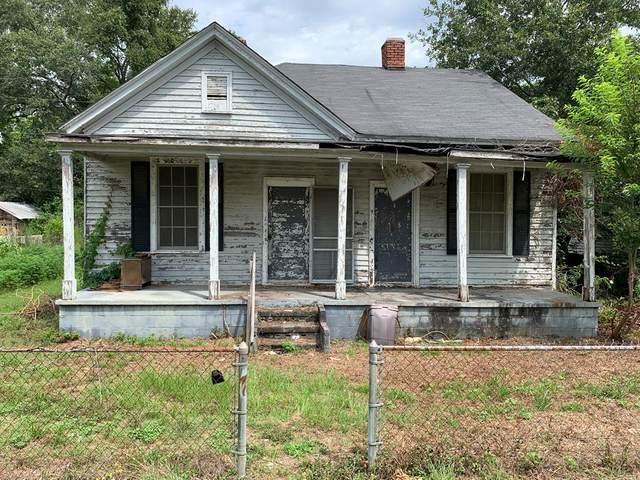 55 Church Street, Warrenville, SC 29851 (MLS #472860) :: For Sale By Joe | Meybohm Real Estate