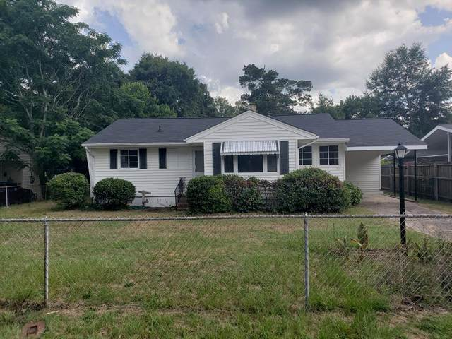 3214 Sycamore Drive, Augusta, GA 30909 (MLS #472864) :: The Starnes Group LLC