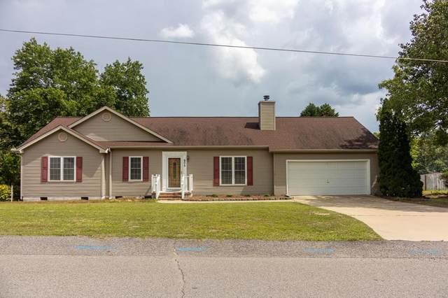 605 Fairway Drive, New Ellenton, SC 29809 (MLS #472886) :: Melton Realty Partners