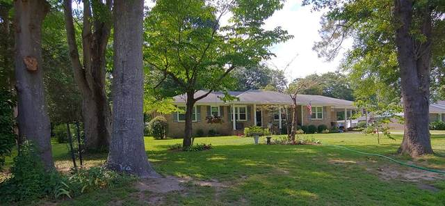 218 Dogwood, Waynesboro, GA 30830 (MLS #472915) :: Better Homes and Gardens Real Estate Executive Partners