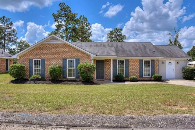 2160 Faircrest Avenue, Augusta, GA 30906 (MLS #472921) :: The Starnes Group LLC