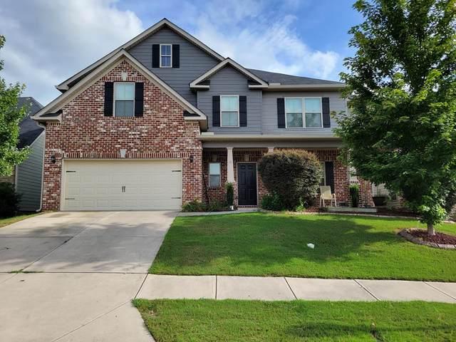 5508 Dualwood Drive, Grovetown, GA 30813 (MLS #472922) :: The Starnes Group LLC