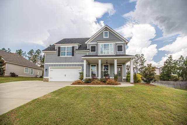 672 Flat Rock Road, Graniteville, SC 29829 (MLS #472930) :: Melton Realty Partners