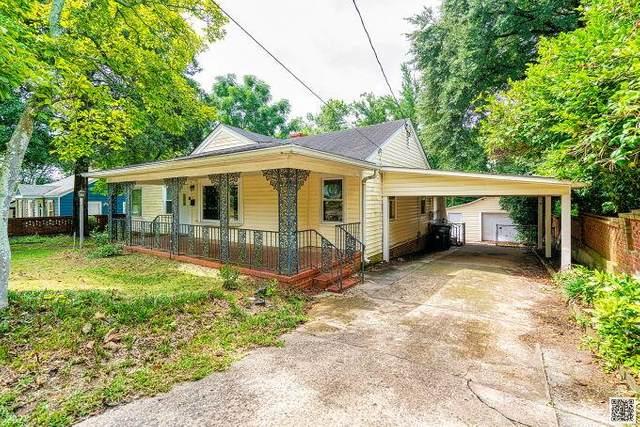 2308 Dearborn Street, Augusta, GA 30904 (MLS #472949) :: The Starnes Group LLC