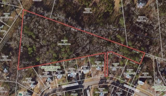 0 Evergreen Drive, Martinez, GA 30907 (MLS #472955) :: Rose Evans Real Estate