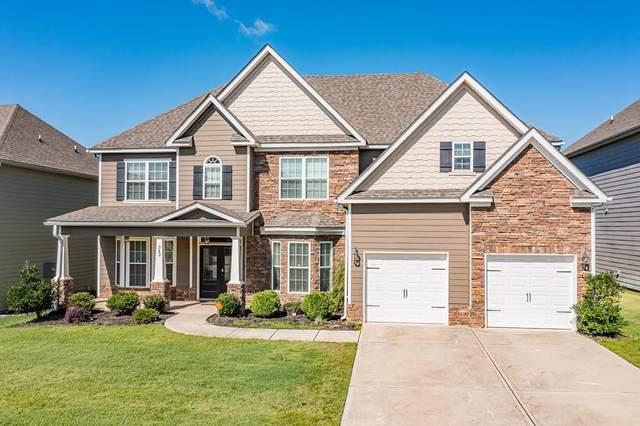 343 Bella Rose Drive, Evans, GA 30809 (MLS #472993) :: The Starnes Group LLC