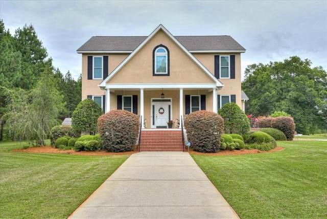 1987 Johnson Highway, Johnston, SC 29832 (MLS #473009) :: Rose Evans Real Estate