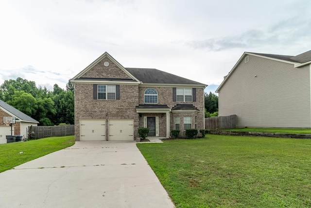 2123 Willhaven Drive, Augusta, GA 30909 (MLS #473010) :: Melton Realty Partners
