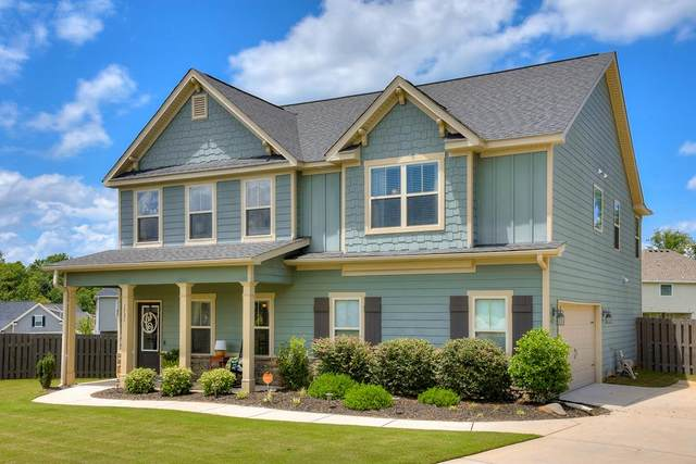 1731 Edenburg Way, Evans, GA 30809 (MLS #473014) :: The Starnes Group LLC