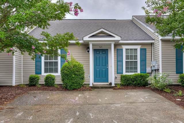 521 Southern Hills Drive, Evans, GA 30809 (MLS #473017) :: Melton Realty Partners