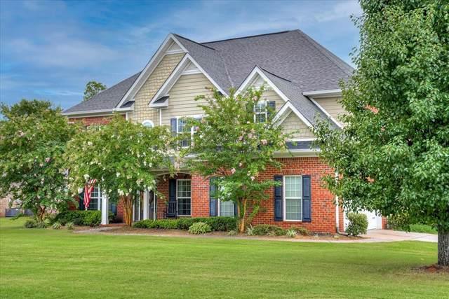 5136 Windmill Place, Evans, GA 30809 (MLS #473020) :: REMAX Reinvented   Natalie Poteete Team