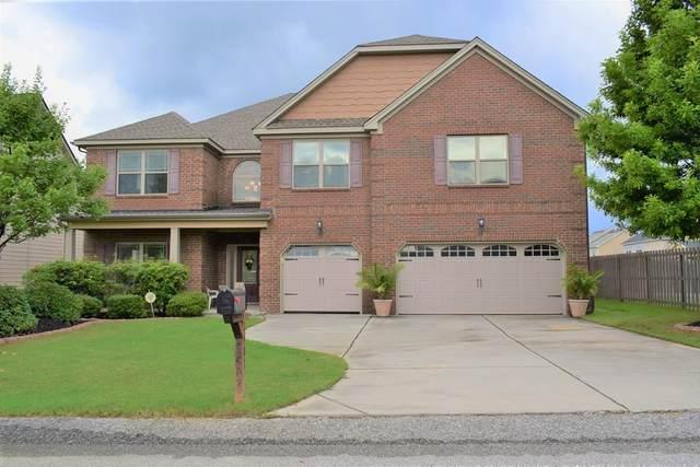 2407 Sunflower Drive, Evans, GA 30809 (MLS #473024) :: Melton Realty Partners