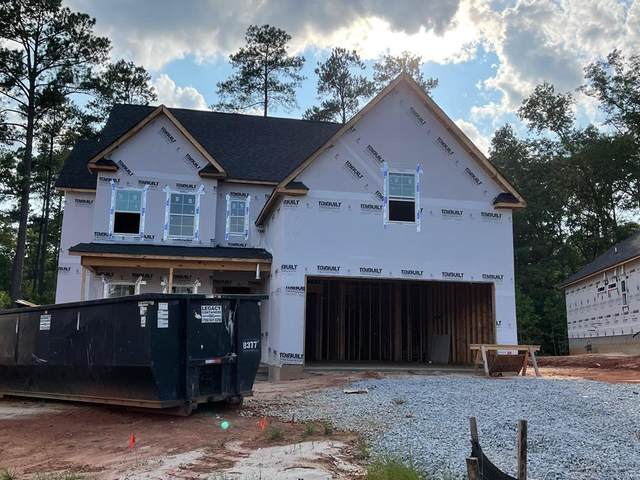821 Nuttall Street, Evans, GA 30809 (MLS #473072) :: Young & Partners