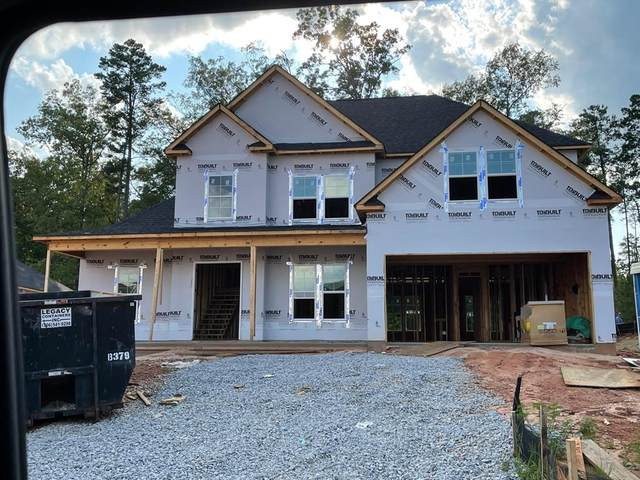 817 Nuttall Street, Evans, GA 30809 (MLS #473075) :: Young & Partners