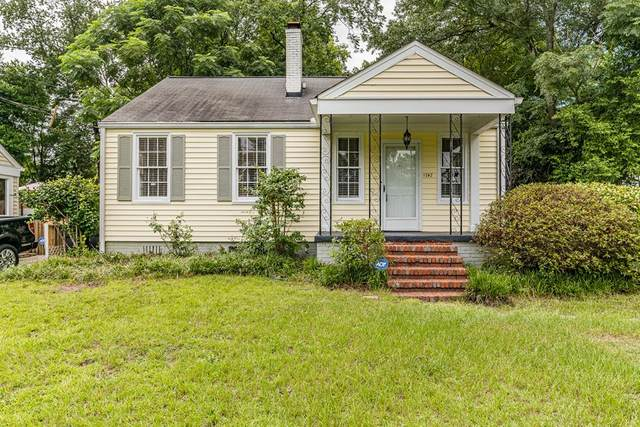 1747 King Woods Drive, Augusta, GA 30904 (MLS #473077) :: Better Homes and Gardens Real Estate Executive Partners