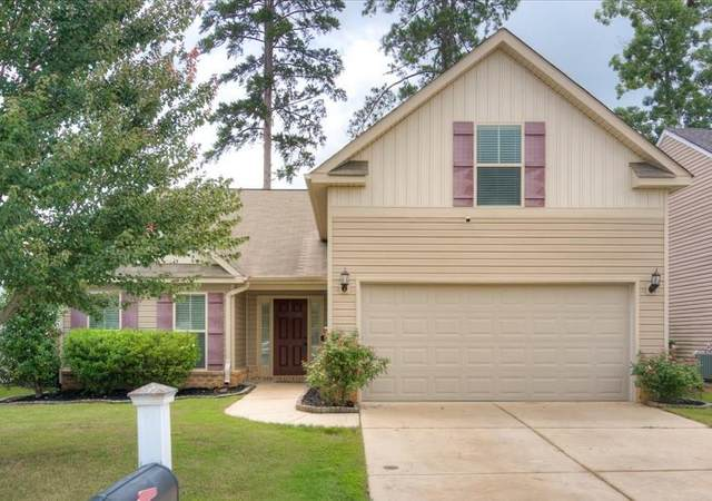 632 Shipley Avenue, Grovetown, GA 30813 (MLS #473086) :: Better Homes and Gardens Real Estate Executive Partners