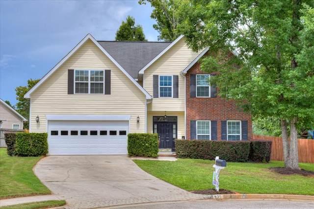 935 Sawbuck Way, Evans, GA 30809 (MLS #473088) :: For Sale By Joe | Meybohm Real Estate