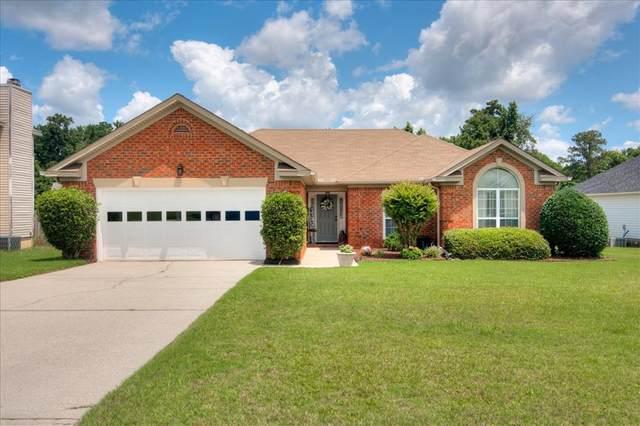 4717 Perry Mill Circle, Grovetown, GA 30813 (MLS #473098) :: The Starnes Group LLC