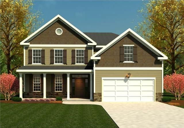 1606 Davenport Drive, Evans, GA 30809 (MLS #473118) :: The Starnes Group LLC