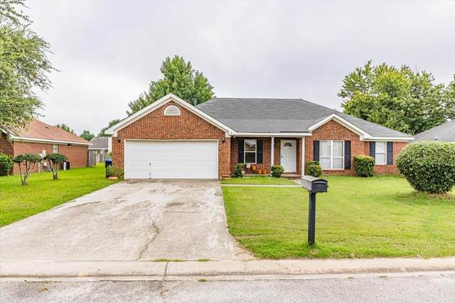 124 Redford Drive, Grovetown, GA 30813 (MLS #473130) :: Better Homes and Gardens Real Estate Executive Partners