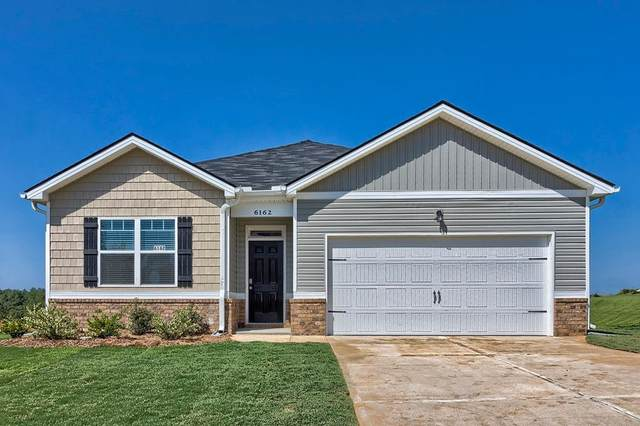 3294 Carmine Avenue, Graniteville, SC 29829 (MLS #473134) :: Melton Realty Partners
