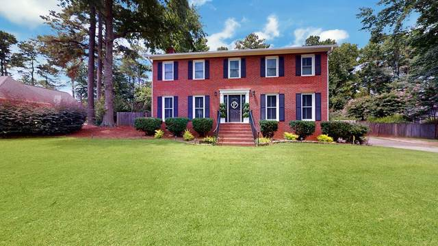 519 Greenbriar Drive, North Augusta, SC 29860 (MLS #473156) :: Melton Realty Partners