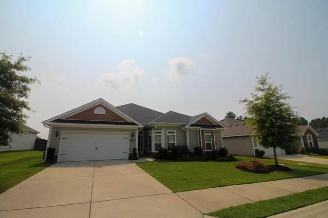 221 Ackerman Street, Grovetown, GA 30813 (MLS #473157) :: Better Homes and Gardens Real Estate Executive Partners