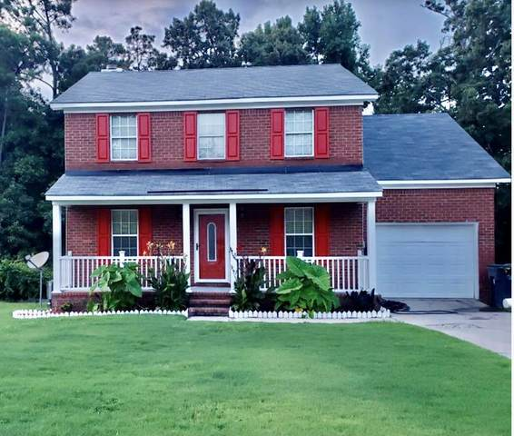 1846 S Barton Drive, Augusta, GA 30906 (MLS #473161) :: Melton Realty Partners