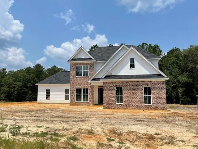 1327 Oak Ridge Plantation Road, Hephzibah, GA 30815 (MLS #473162) :: REMAX Reinvented | Natalie Poteete Team